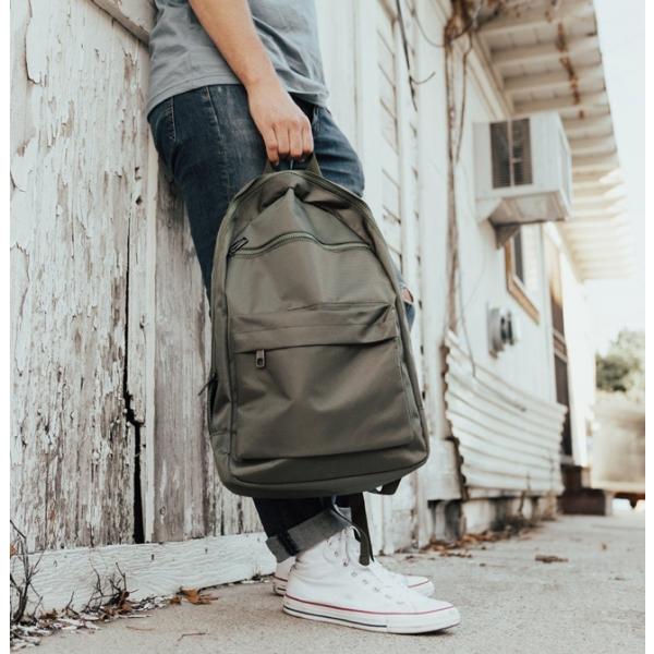 Mike Backpack - OLIVE