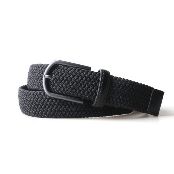 Reid Stretch 3.5 CM Belt - Black