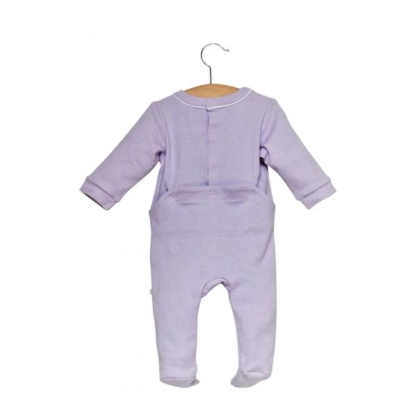 Olympe Jumpsuit - Lavender Fog
