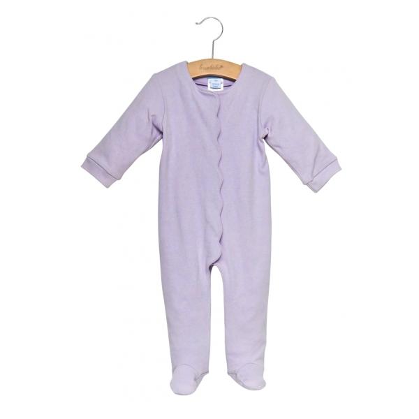 Adelaide Jumpsuit - Lavender Fog