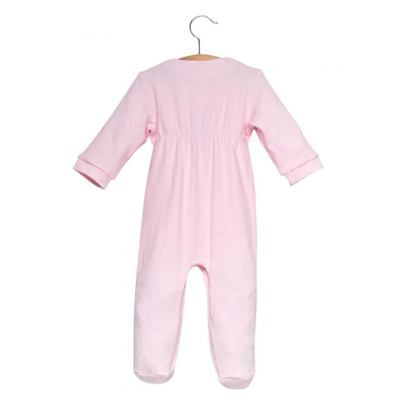 Angela Jumpsuit - Barley Pink