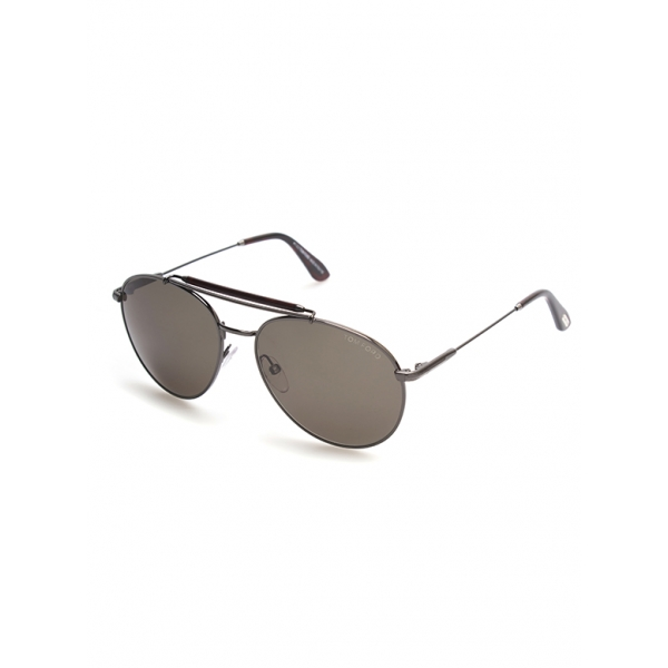 TOM FORD sunglasses - BROWN / GREY