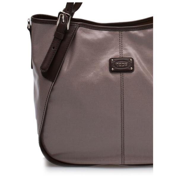 TODS / SHOULDER BAG - TAUPE