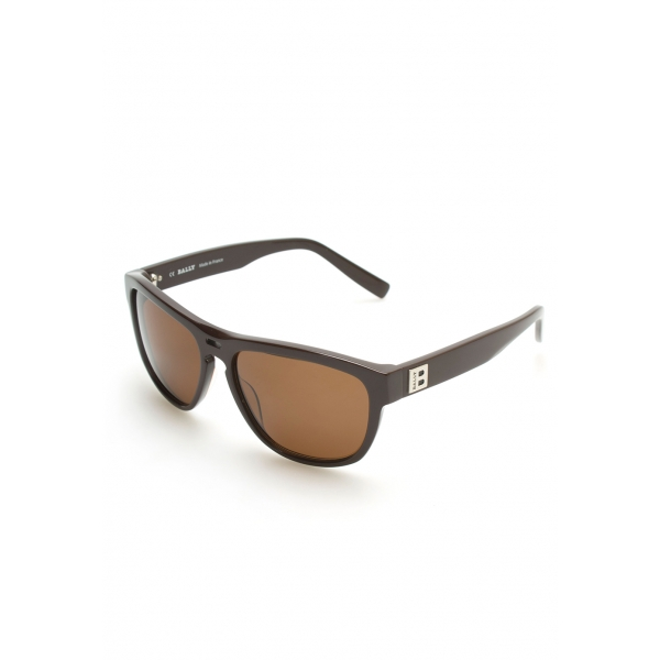 BALLY / UNISEX SUNGLASSES - DARK BROWN