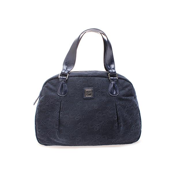 BYBLOS / LOGO SHOULDER BAG - BLUE
