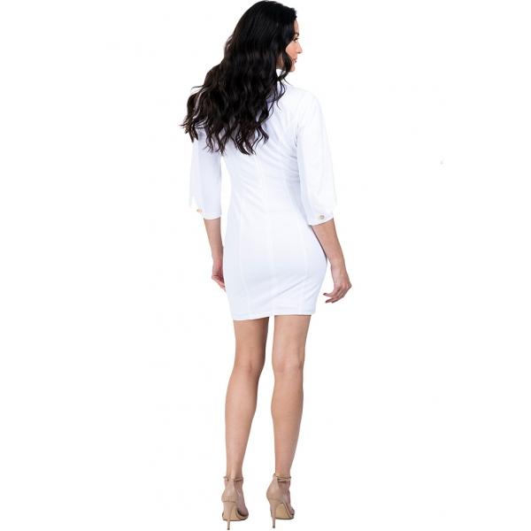 Lexie White Dress