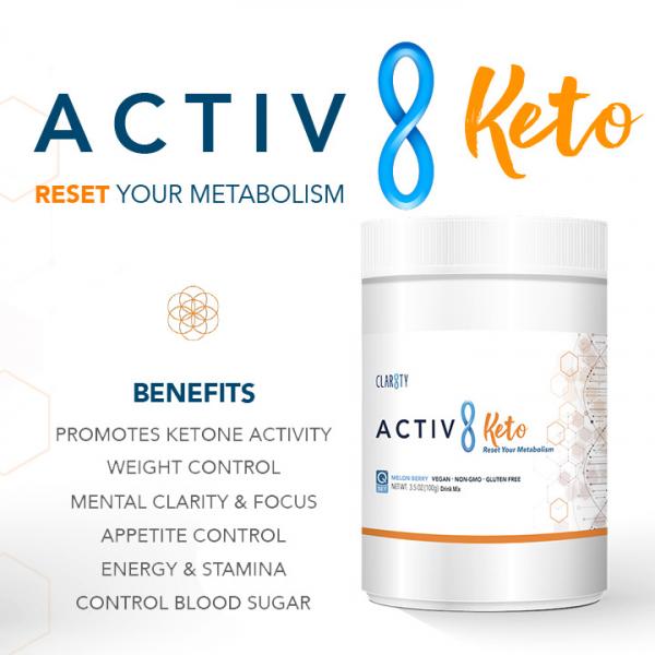 ACTIV8 KETO