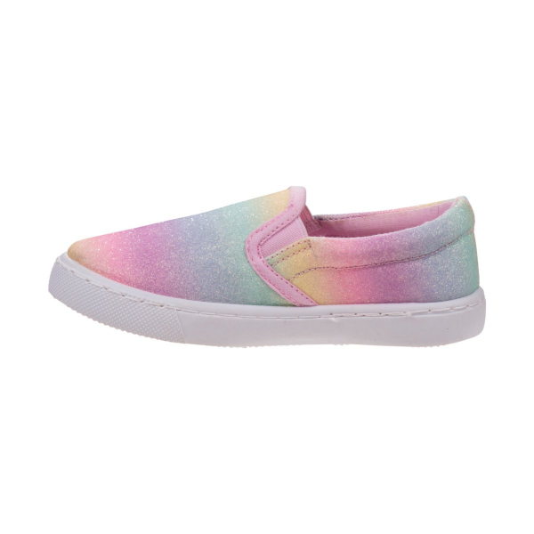 Sparkle Slip-on Canvas Sneaker - Multi