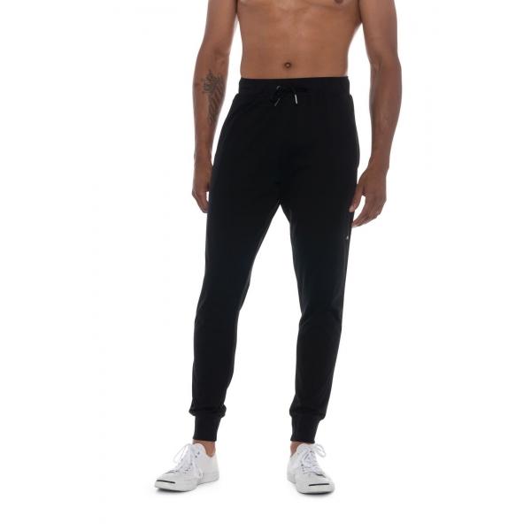 Jason |Jersey Lounge Pants- Black