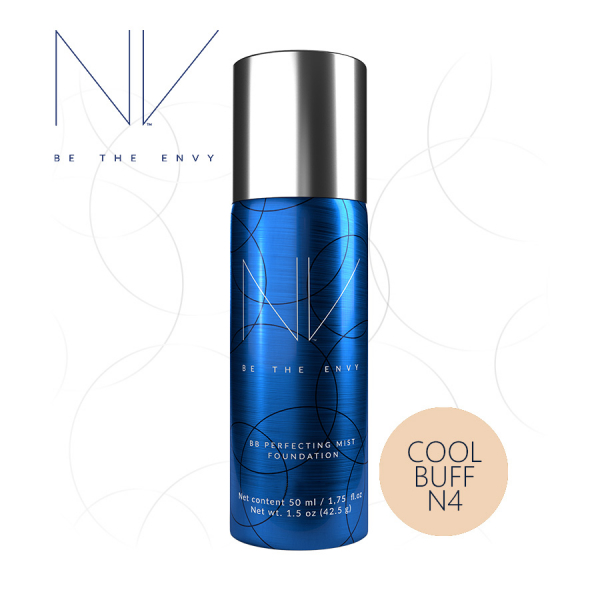 BB Perfecting Mist Foundation - N4 Cool Buff