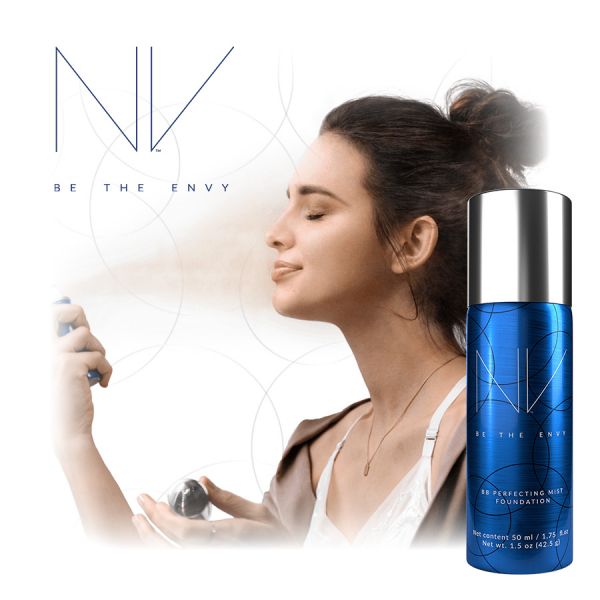 BB Perfecting Mist Foundation - N2 Cool Ivory