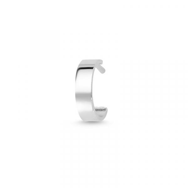Hoop Earrings Set in Silver