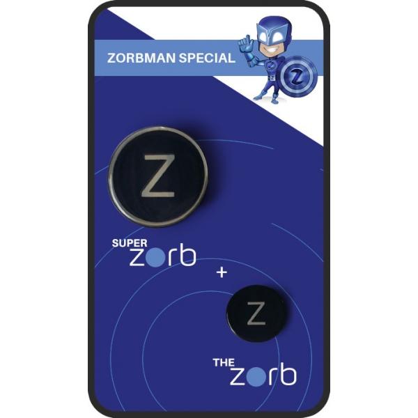 Zorb /Super Zorb special Combo Set