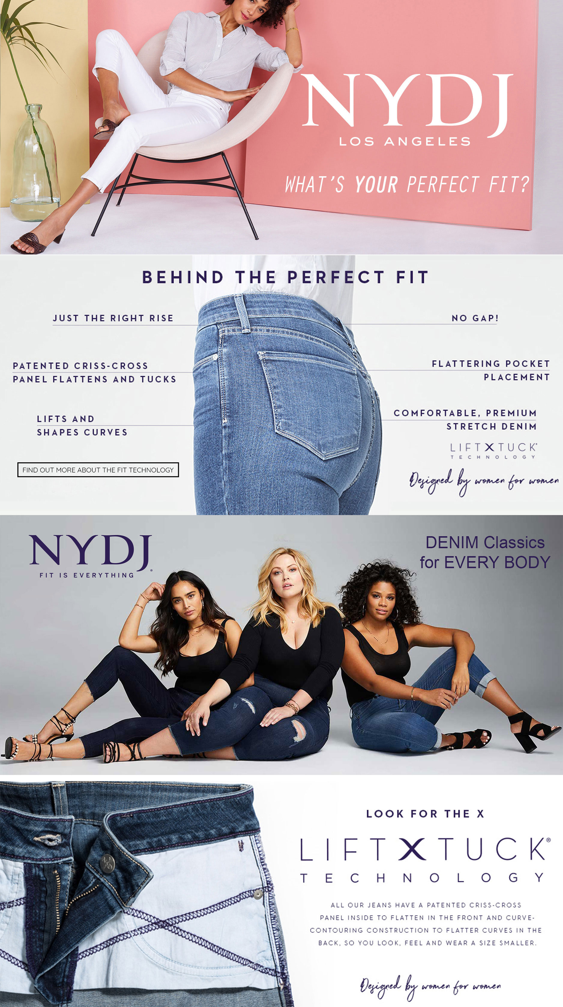 NYDJ /Not Your Daughters Jeans