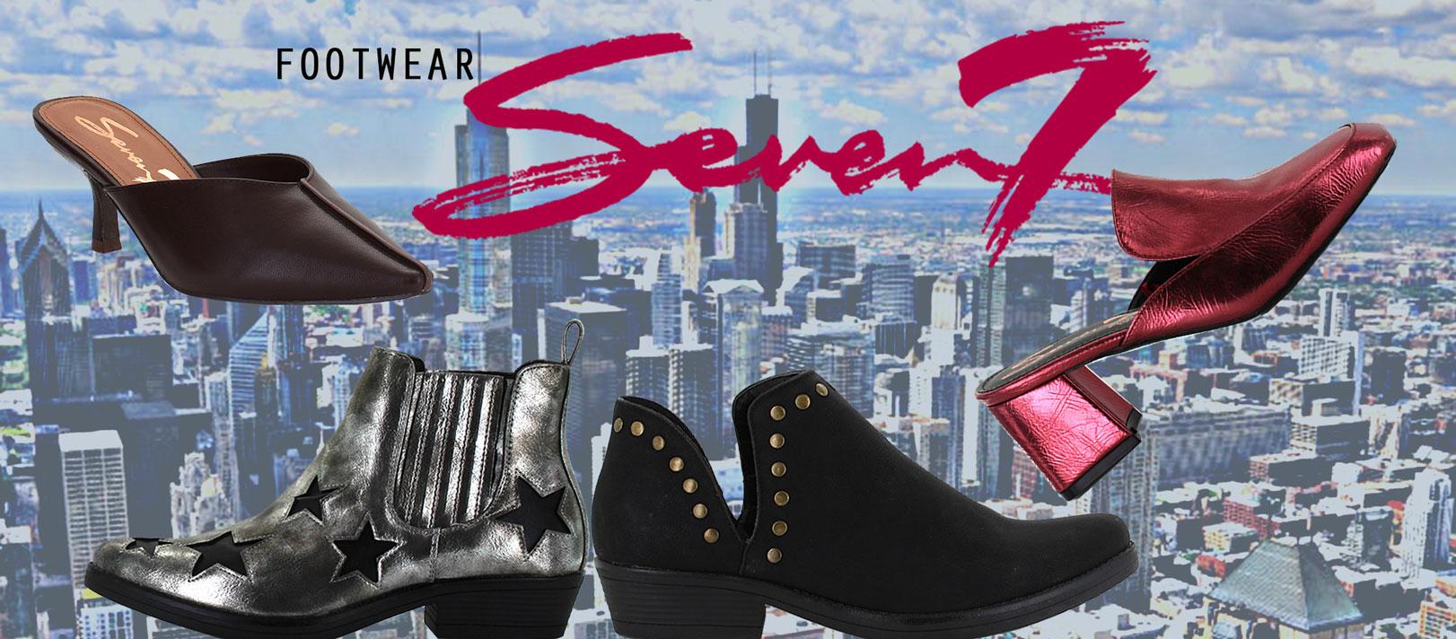 Seven7 shoes