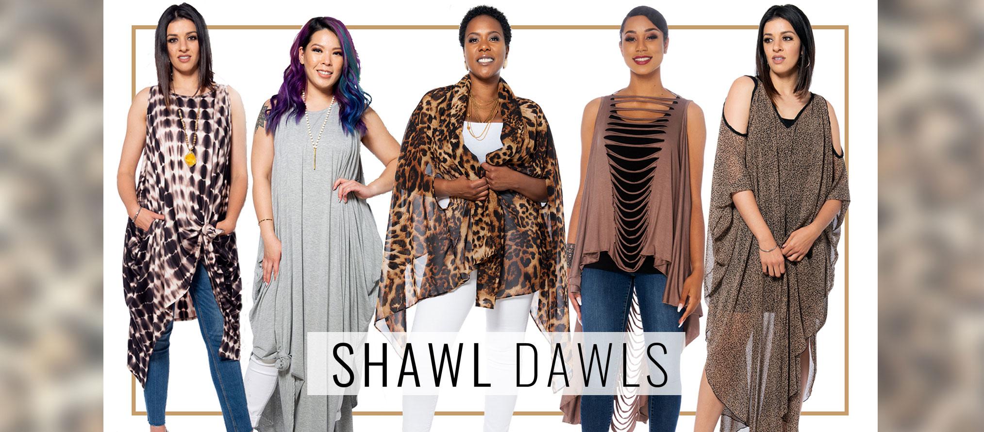 Shawl Dawls
