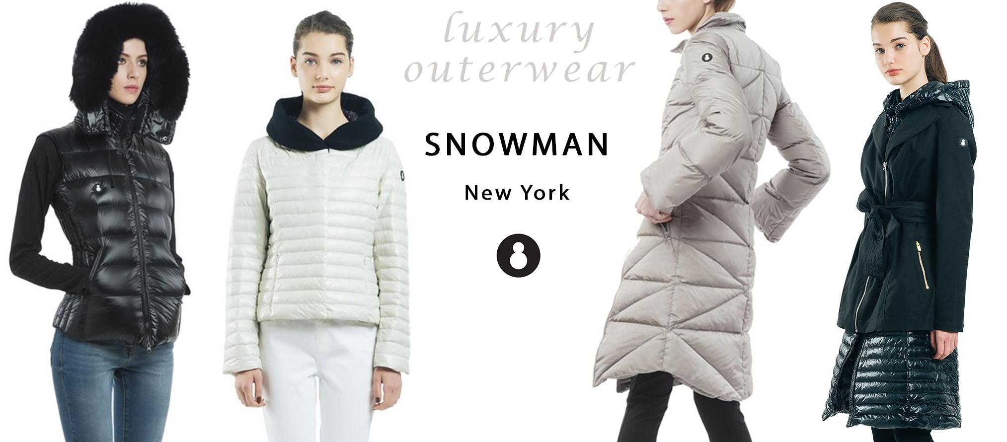 Snowman New York
