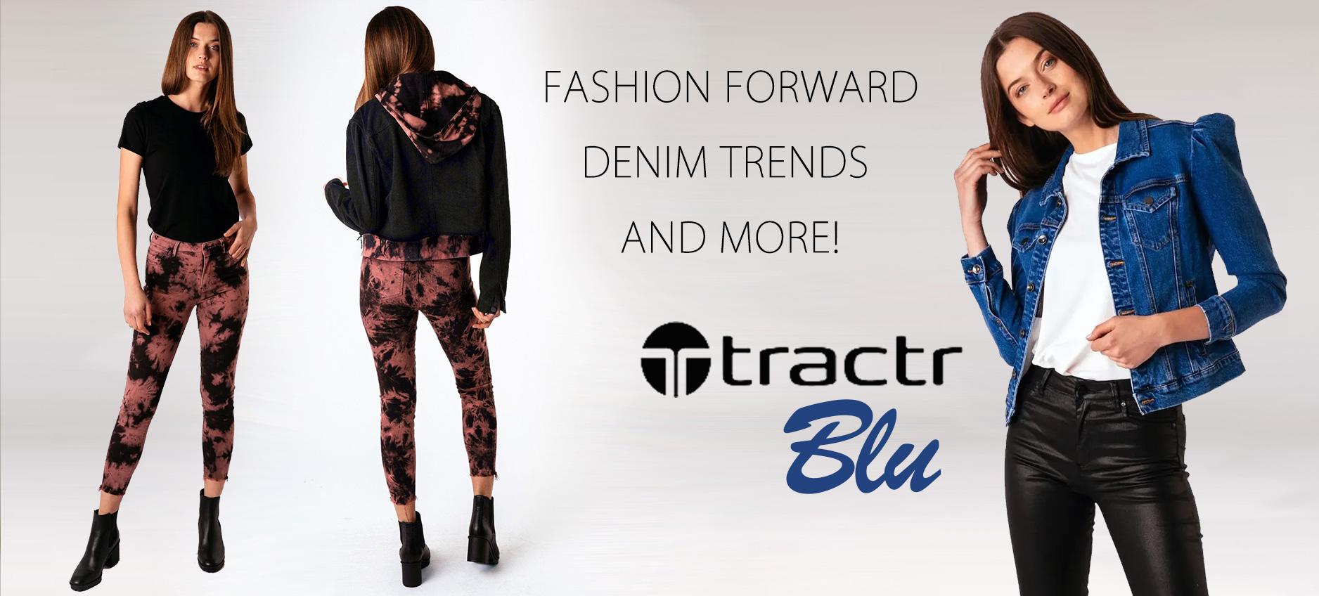 Tractr-Blu